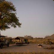 Safari móvil de lujo por el norte de Botswana