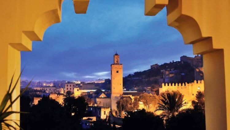 Tour y 3 noches en media pensión en Marrakech