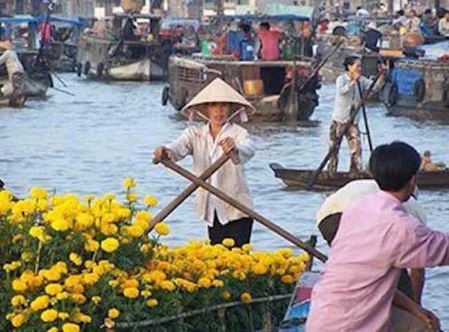 Tres países y todas las joyas de la Indochina Francesa