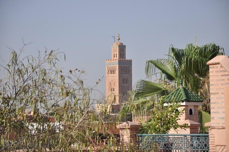 5 días en Marrakech + Merzouga