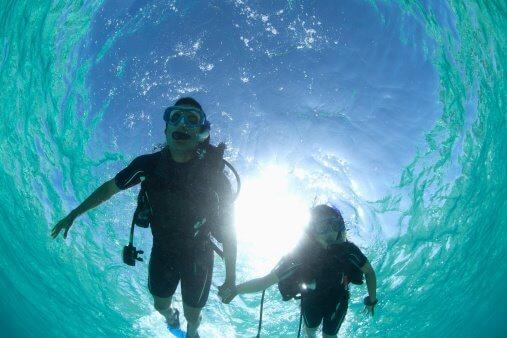 Un bautizo de buceo de ensueño: ¡En Tailandia!