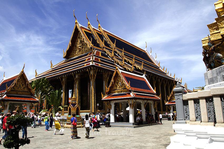 Descubre Bangkok, una ciudad de leyenda