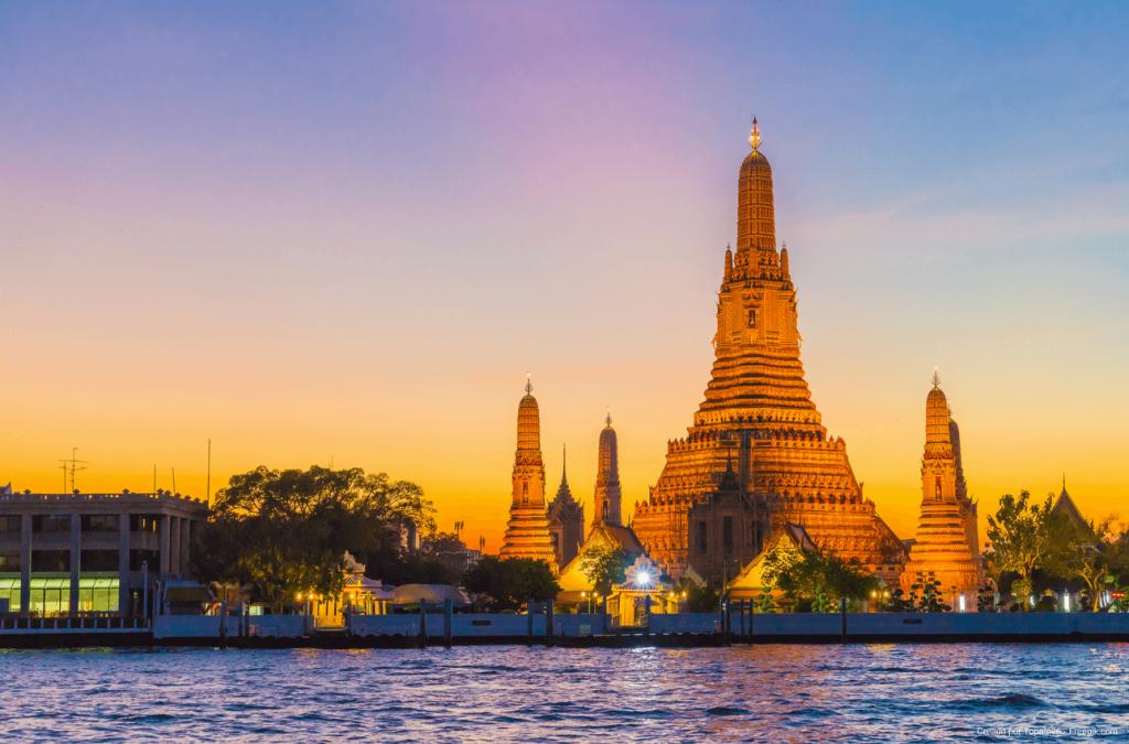 Las 12+1 actividades imprescindibles para todo viajero español en su primera visita a Bangkok
