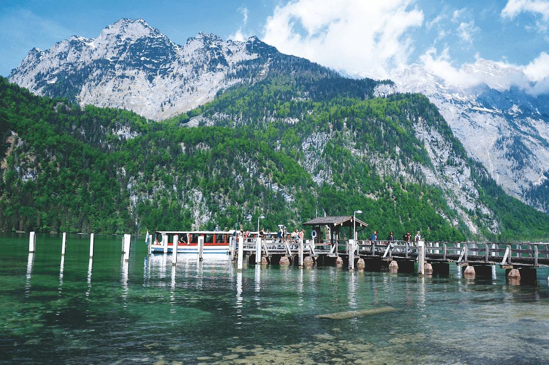Recorrido por Baviera y Tirol: Historia, cultura y naturaleza