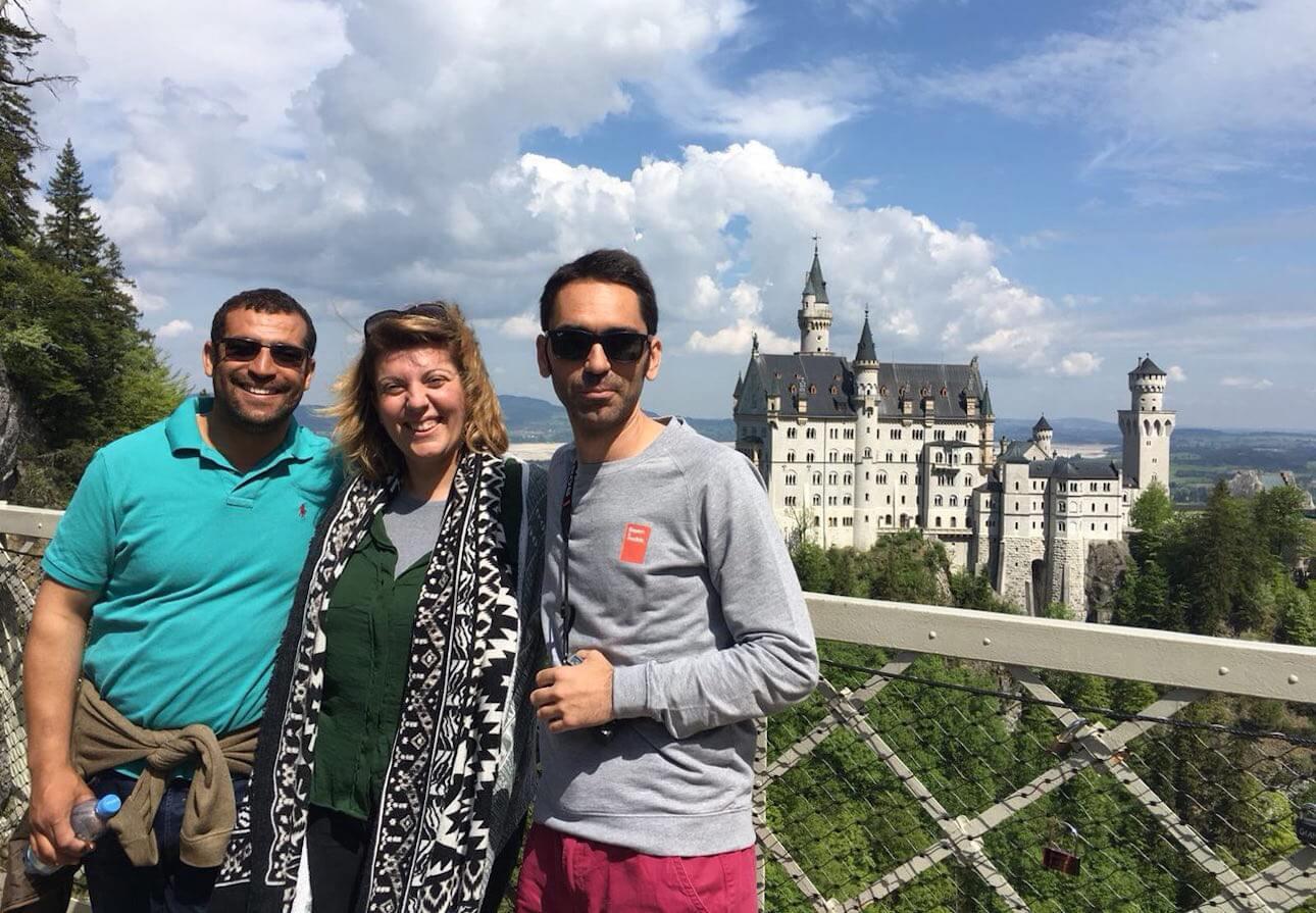 Premio Bayern a Medida: La escapada de Nuria a Baviera