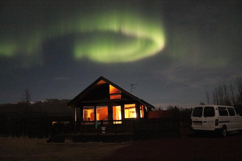 Viaje a Islandia para ver las auroras boreales