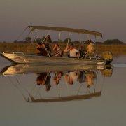 Safari móvil Botswana