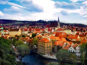 Český Krumlov, un viaje para retroceder en el tiempo