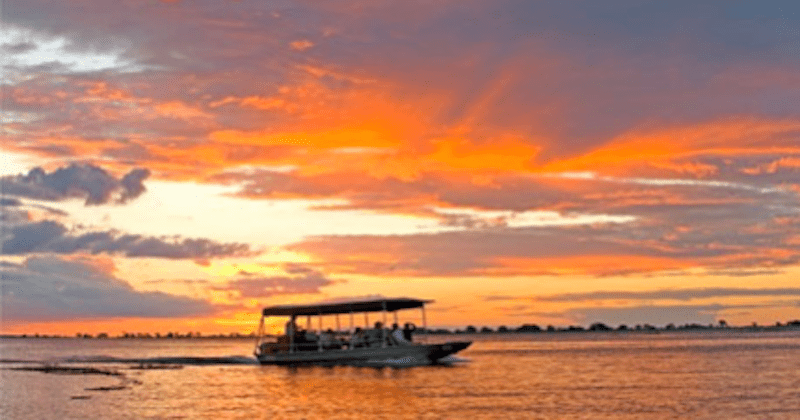 Safari móvil por Botswana en 'First Class'