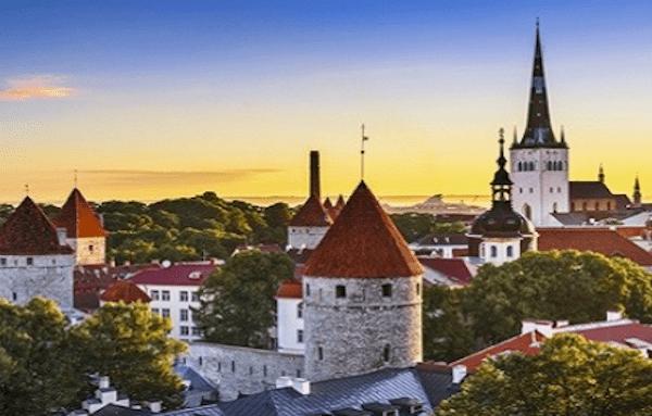 Viaje en el tiempo por los castillos, palacios y mansiones bálticos