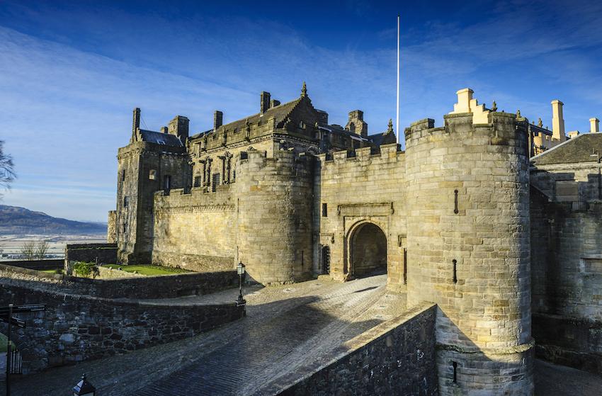 Un recorrido por la histórica ciudad de Stirling
