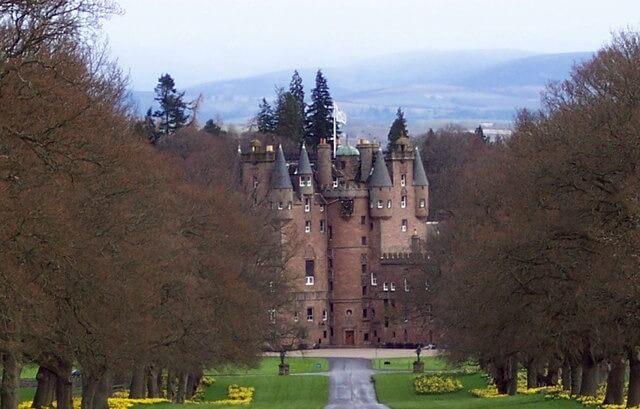 Tour por castillos históricos y señoriales de Escocia