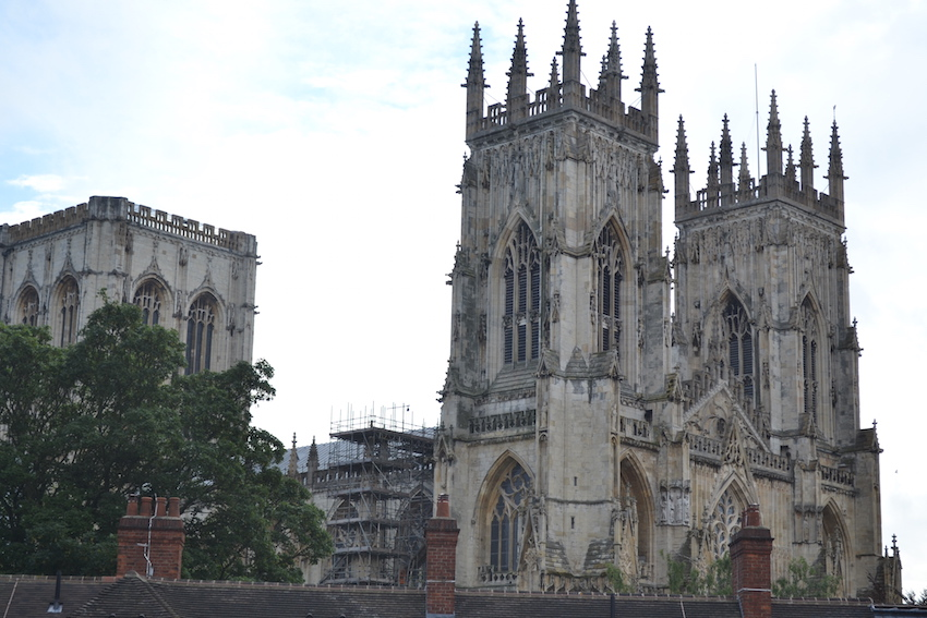 Una visita de dos días para conocer York