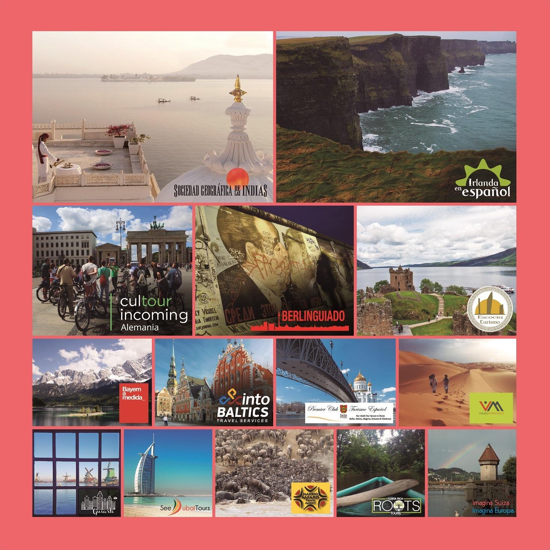 Viajes con Españoles reunirá en Fitur a agencias y receptivos en 26 destinos extranjeros
