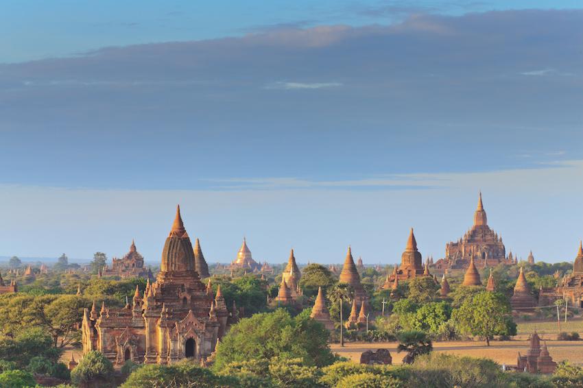 Descubre los clásicos de Myanmar en grupo reducido
