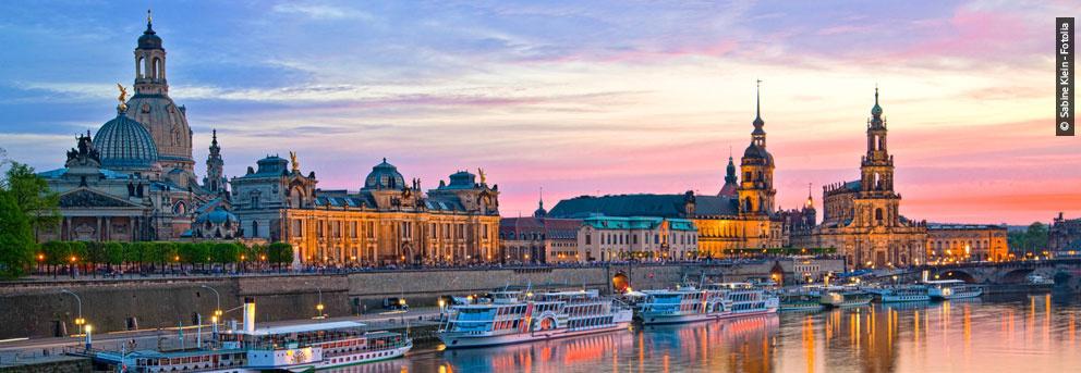 Recorrido privado por la ciudad alemana de Dresden
