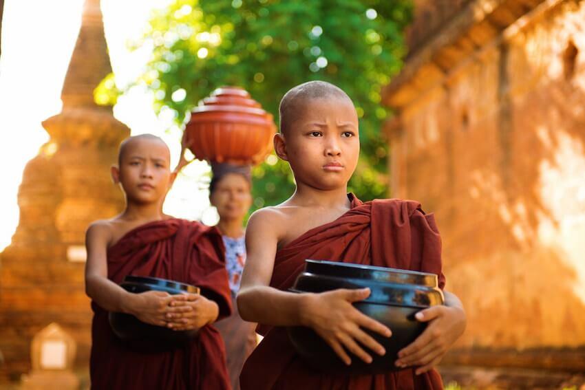 Un viaje por lo imprescindible de Myanmar