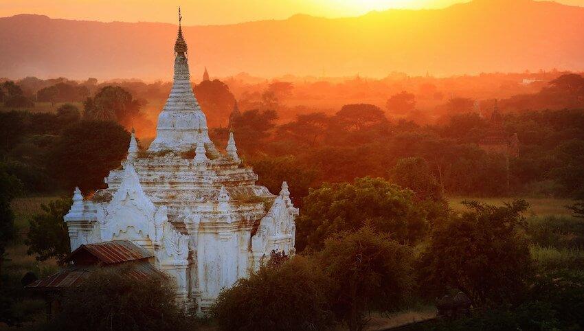 Un recorrido por lo mejor de Myanmar