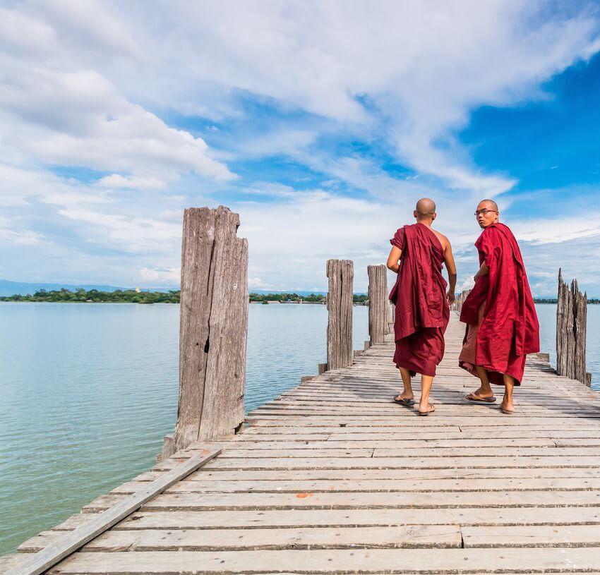 Un recorrido completo por Myanmar
