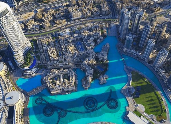 Recorrido por Dubai y desierto en 4×4