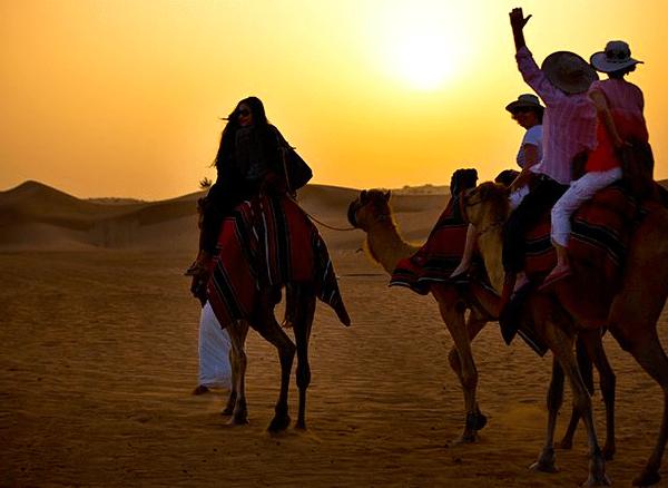 Recorrido por Dubai y desierto en 4x4