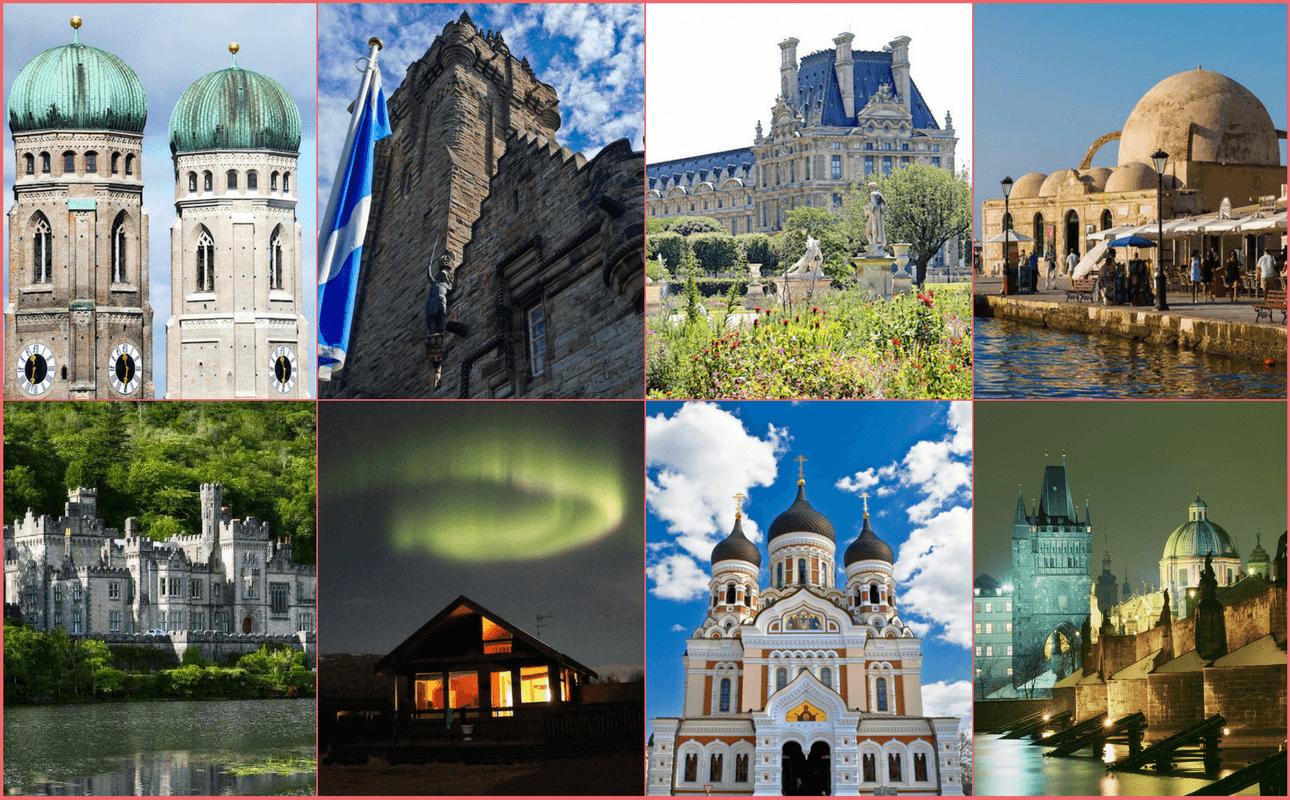 La experiencia de visitar Europa guiado por un español (II)