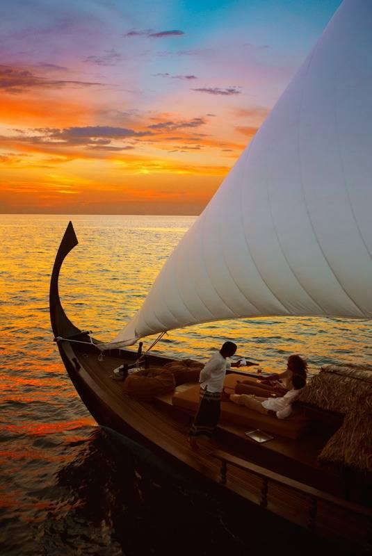India y Maldivas: romanticismo en estado puro