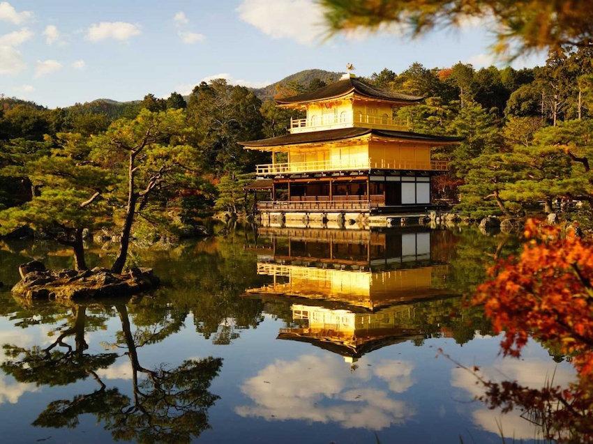 Un recorrido completo por las maravillas de Japón