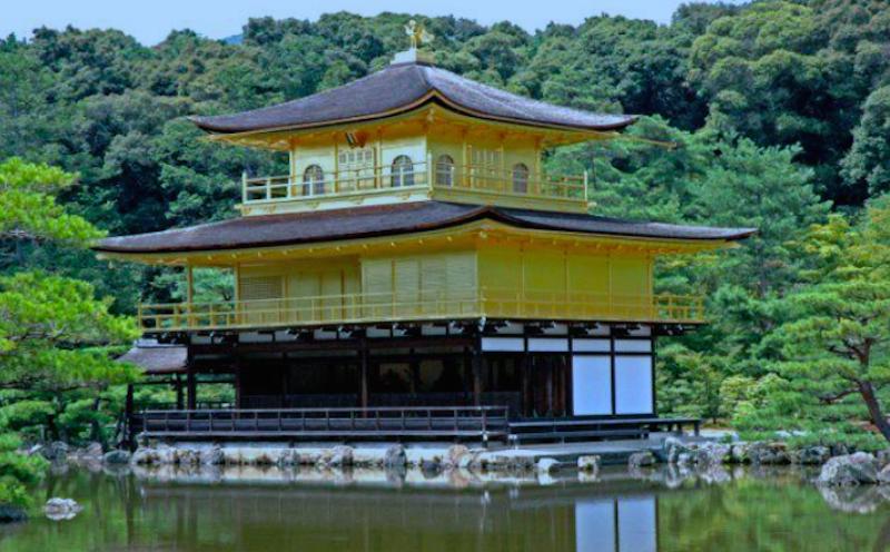 Un día para recorrer la bonita ciudad de Kioto