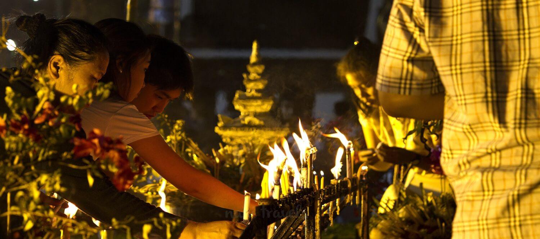 Siente la magia del norte de Tailandia