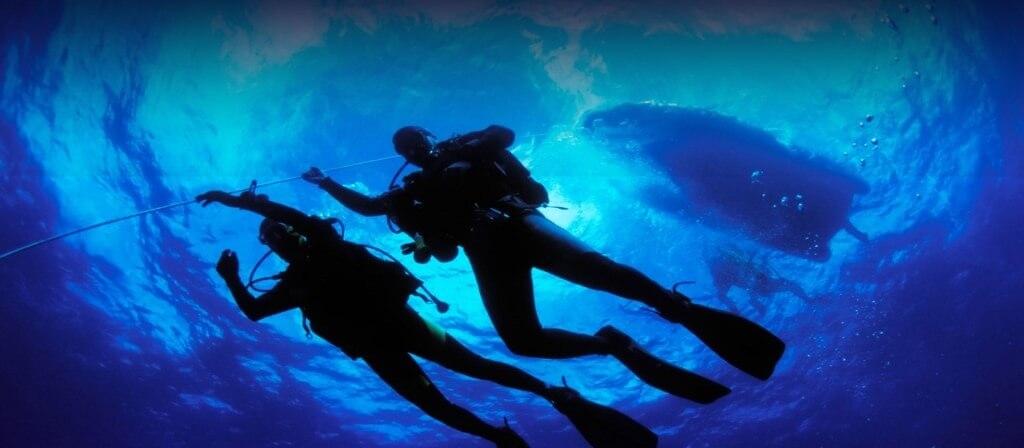 Curso de Rescue Diver en Tailandia