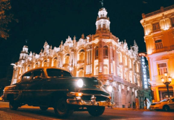 Recorre Cuba de oriente a occidente