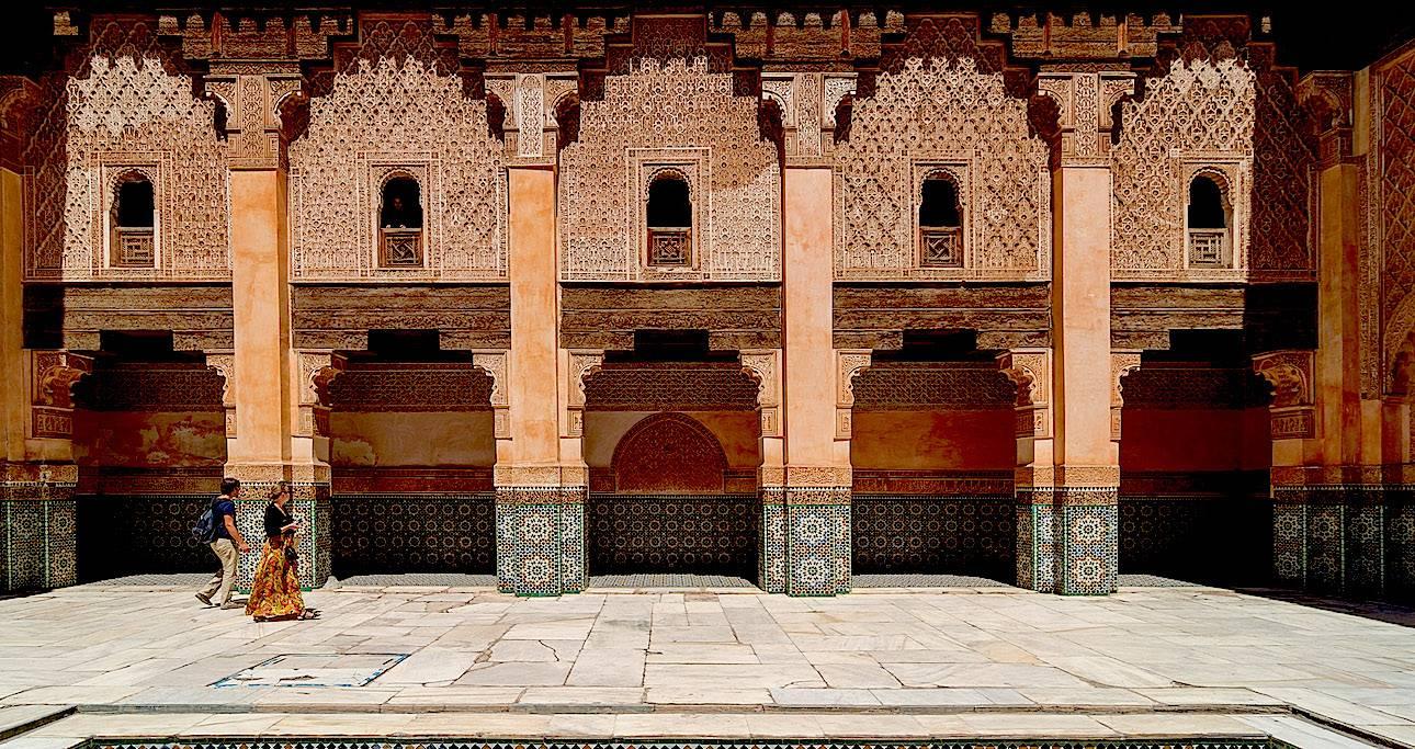 ¿Necesito hacer algún trámite para viajar a Marruecos?