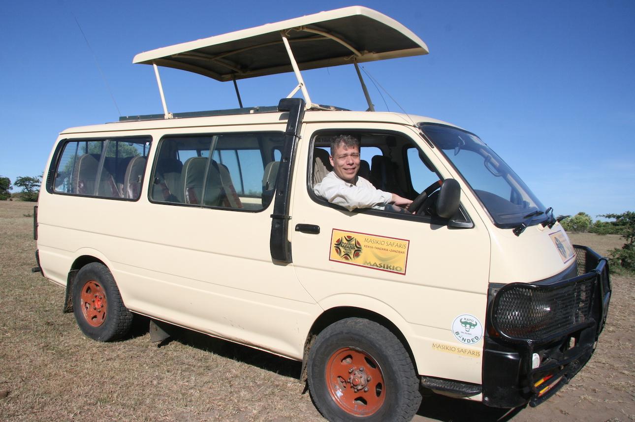 Conoce el lado más salvaje de África con Masikio Safaris (Kenia)