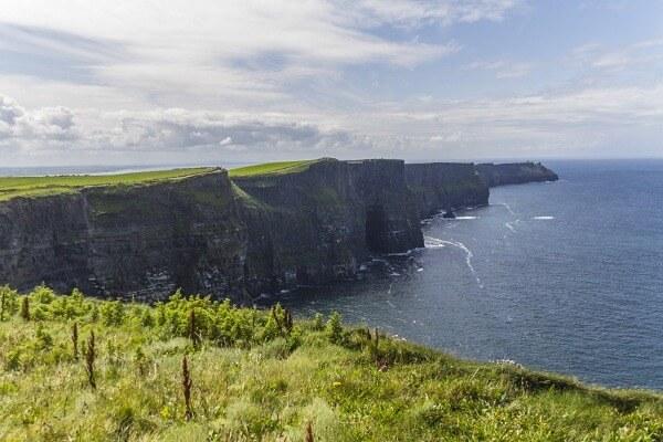 Recorre los acantilados de Moher y Galway