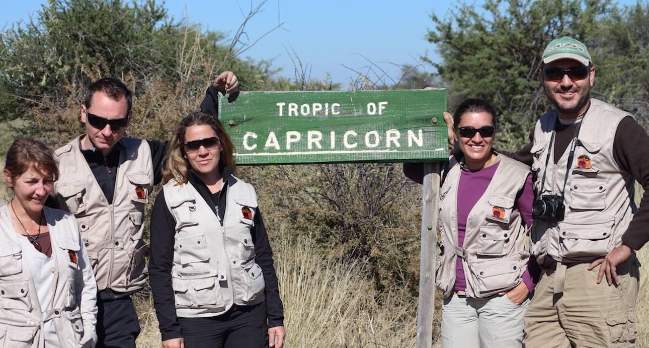 Mopane Game Safaris, una forma única de descubrir África