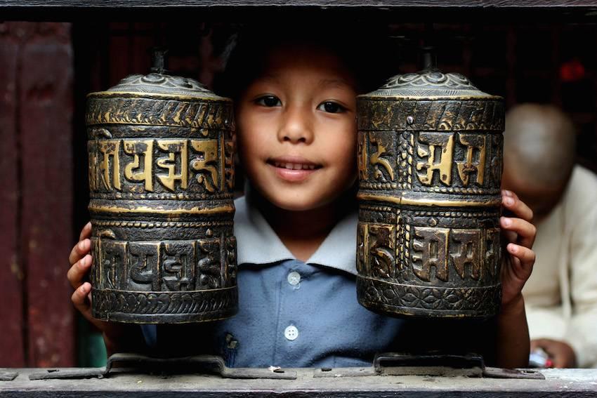 De la gran India a los reinos de Himalaya