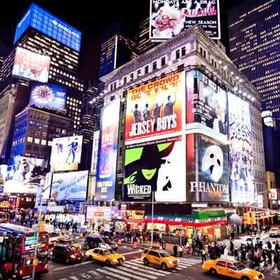 Un recorrido completo por Nueva York