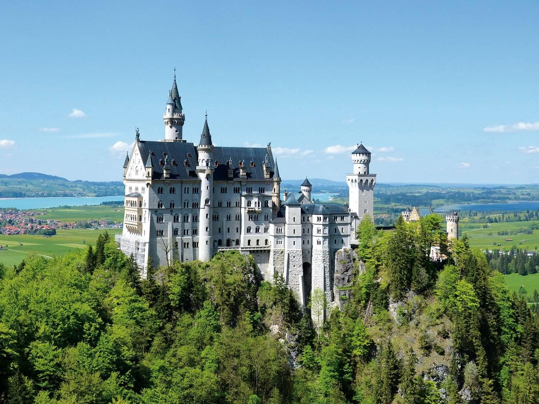 Múnich, Salzburgo y palacios de fantasía en 5 días