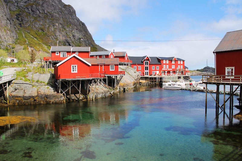 Un recorrido por los Fiordos noruegos a tu aire