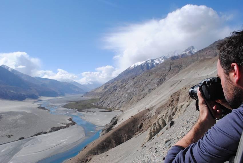 Ladakh, paisajes de la pequeña Tibet