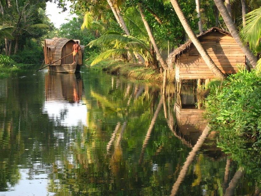 Kerala: Bienestar, ayurveda y playas del sur