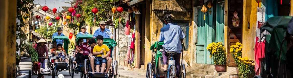 Vietnam y Camboya en familia (16 días)