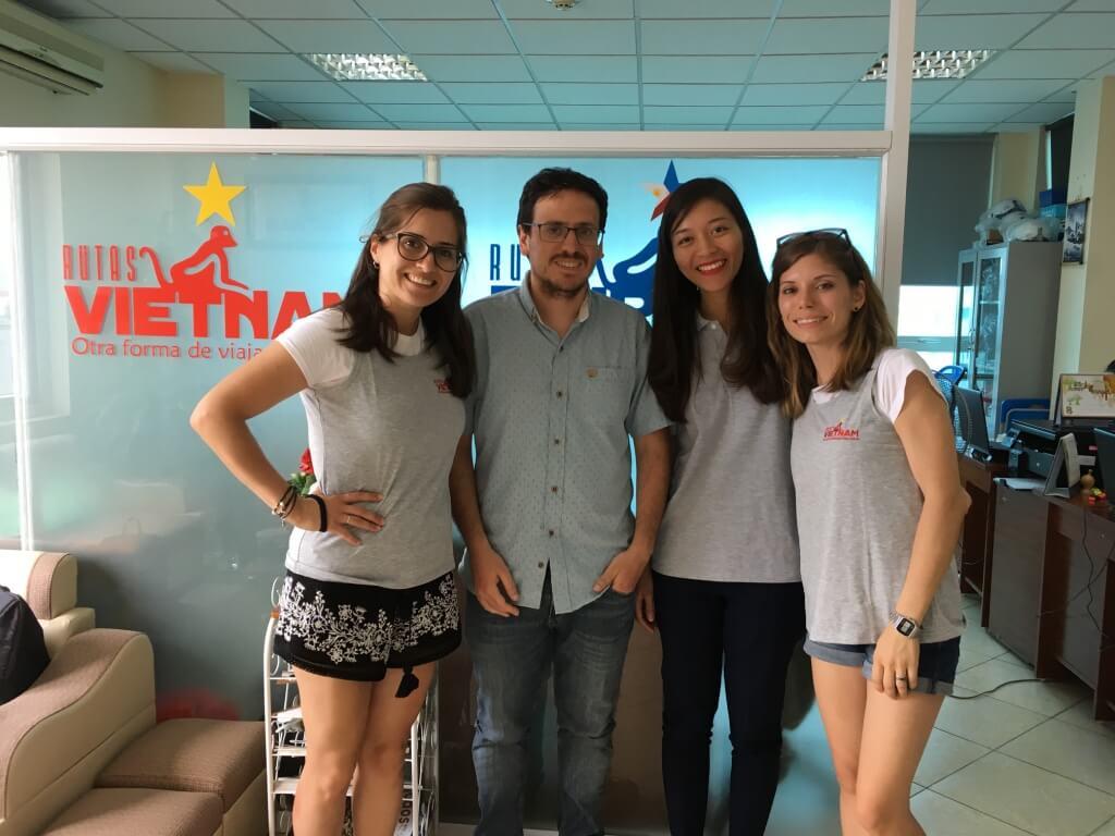 Premio Rutas Vietnam: Un viaje por el norte y centro del país