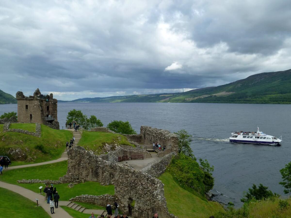 Adéntrate en las Tierras Altas y duerme en la isla de Skye