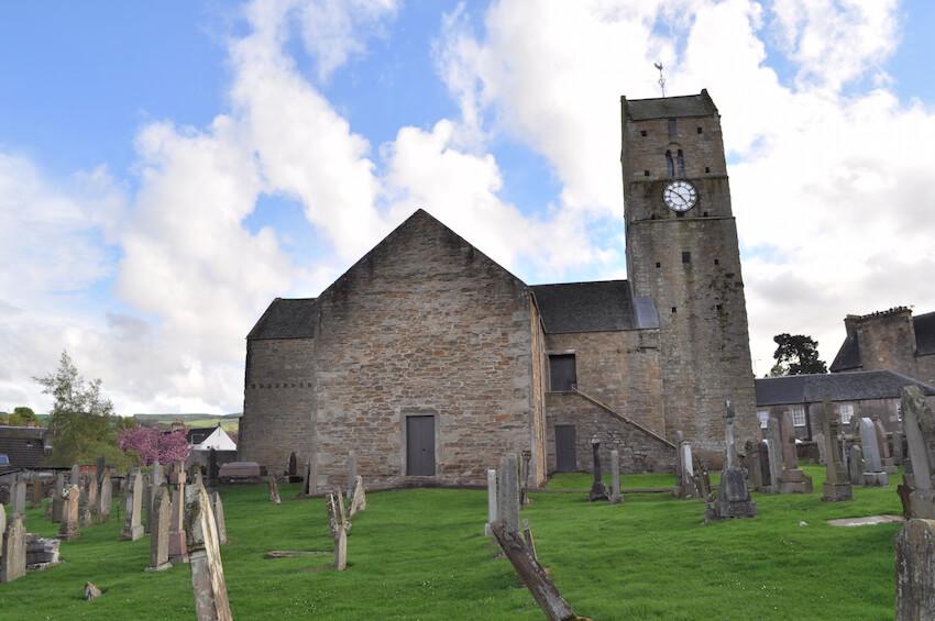 St Serf Iglesia