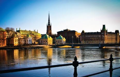 Escapada a Estocolmo en un crucero nocturno