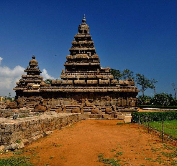 The Shore Temple, Mahabalipuram (cc) Amit Rawat