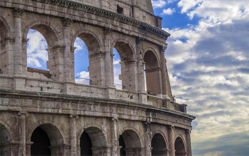 Un recorrido grandioso por la ciudad de Roma