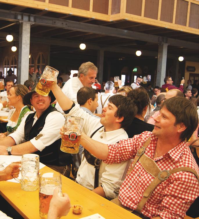 Viaje para conocer la cultura de la cerveza